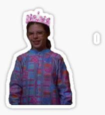 Queen Wiener Sticker