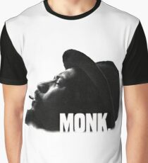 Thelonious Monk Graphic T-Shirt