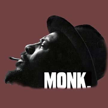 Thelonious Monk by rdbbbl