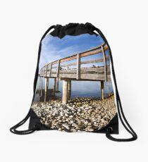 Bregenz lake Constance Drawstring Bag