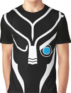 Mass Effect - Garrus (White) Graphic T-Shirt