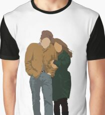 Minimalist Freewheelin' Bob Dylan Graphic T-Shirt