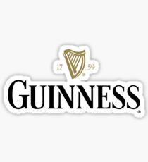 Guiness small Sticker