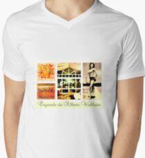 Originale da Alberto Men's V-Neck T-Shirt