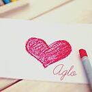 Heart Aglo by Glori Feliciano