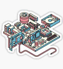 Motherboard Sticker