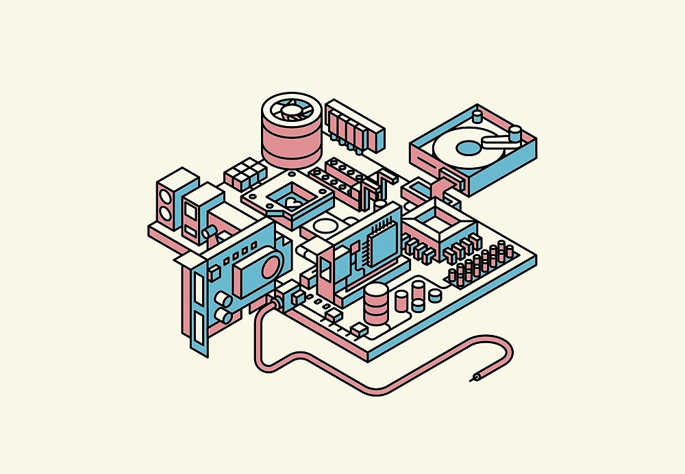 Motherboard by fabric8