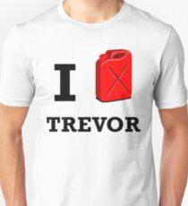 I Love Trevor Unisex T-Shirt