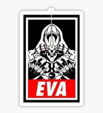 Evangelion Sticker