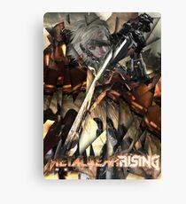 Metal Gear Rising: Revengeance - Raiden  Canvas Print