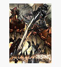 Metal Gear Rising: Revengeance - Raiden  Photographic Print