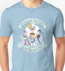 Fionna and Cake: Boys Night Out Unisex T-Shirt