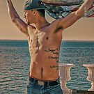 Michael Anthony, The Belvedere Guest House Fire Island NY, May 2015 by Anthony JV Rufolo