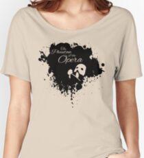 The Phantom Paint Women's Relaxed Fit T-Shirt