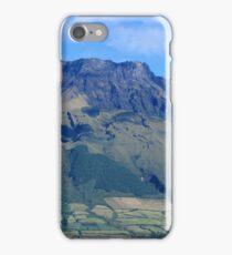 Mount Imbabura Volcano iPhone Case/Skin