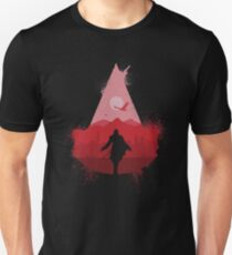 Assasin's eye t-shirt rework Unisex T-Shirt