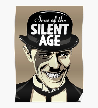 Sons of the Silent Age Poster
