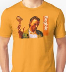Begbie throws Glass of Beer - Scene from Trainspotting T-Shirt Slim Fit T-Shirt