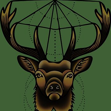 Stag by LoraMaze