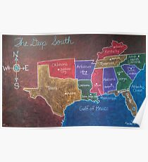 The Deep South Poster