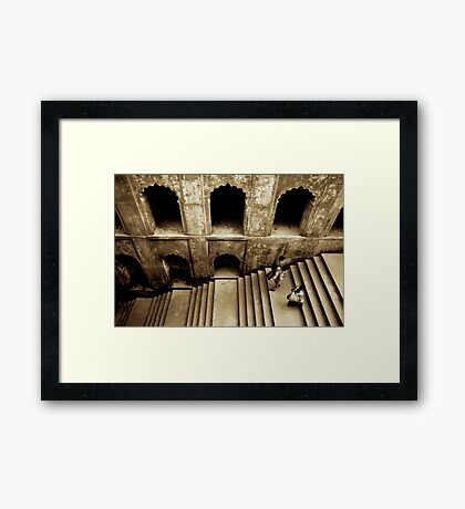 Bouli Framed Print