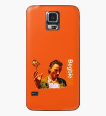 Begbie throws Glass of Beer - Scene from Trainspotting T-Shirt Case/Skin for Samsung Galaxy
