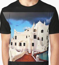 Casa Pueblo al Mar Graphic T-Shirt