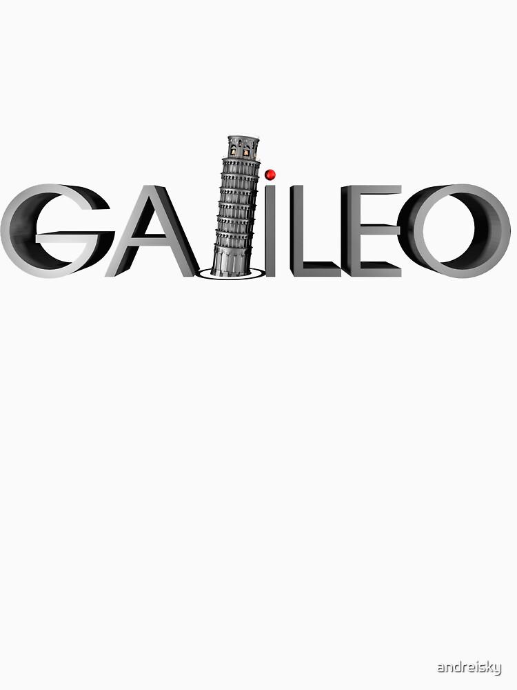 galileo by andreisky