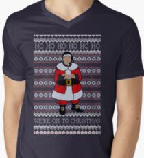 We're Onto Christmas T-Shirt