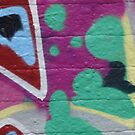Graffiti Abstract. by TrippyCat