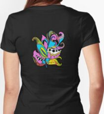 Fun and Funky, Fanciful Feather T-Shirt
