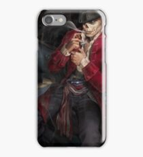 The Ghoul of Goodneighbor iPhone Case/Skin