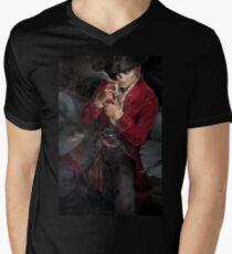 Der Ghul von Goodneighbor T-Shirt mit V-Ausschnitt