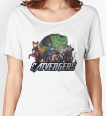The Catvengers Women's Relaxed Fit T-Shirt