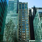 NYC... Green Buildings by FroPhotos
