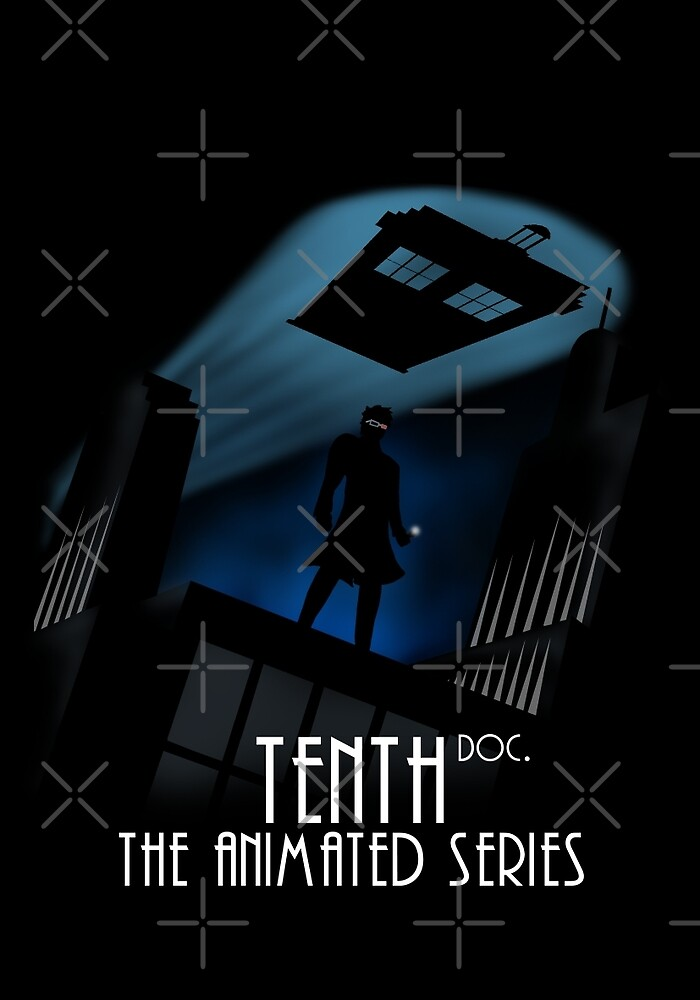 Tenth - the animated series V2 by RenF