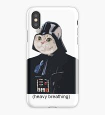 Heavy Breathing iPhone Case