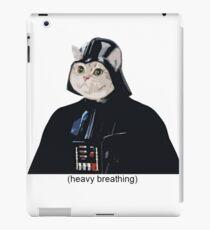 Heavy Breathing iPad Case/Skin