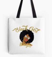 Black Girl Magic Graphic Tote Bag