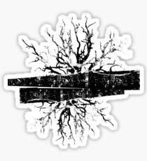 Deciduous : Bare Sticker