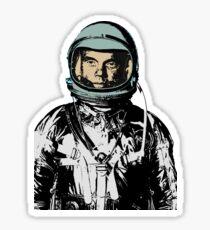 JOHN GLENN Sticker