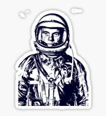 JOHN GLENN-2 Sticker