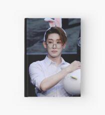 Bunny eared wonho Hardcover Journal