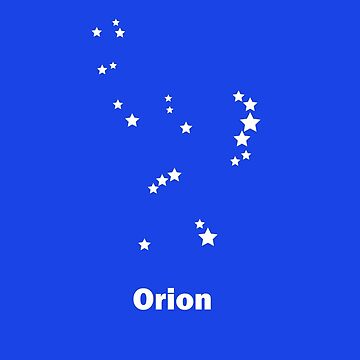 Orion Constellation  by PopCultureKiddo