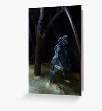Bioluminescence Greeting Card