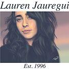 «Lauren Jauregui Pastel cielo texto» de itsamoose