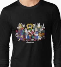 Undertale - All characters T-Shirt