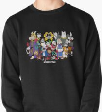 Undertale - All characters Pullover