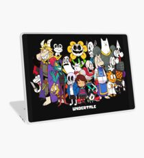 Undertale - All characters Laptop Skin
