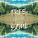 Free Your Soul Trianon Chateau Garden Versailles Paris by Beverly Claire Kaiya